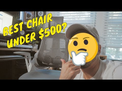 Best home studio chair under $500? - Review & comparison