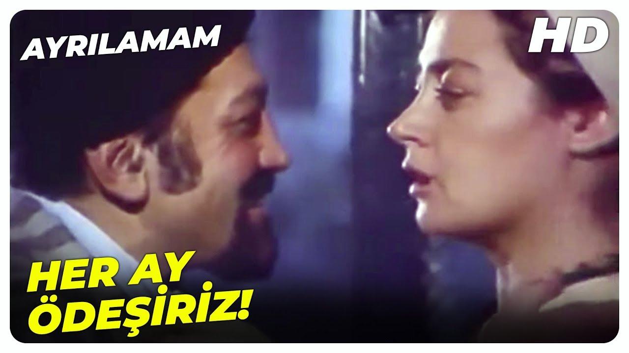 Ayrılamam - Ev Sahibi, Nazlı'dan Kira İstiyor! | Küçük Emrah Türk Filmi