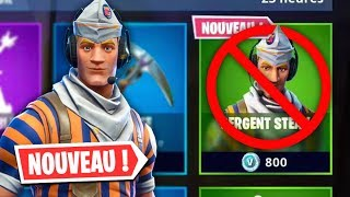 WHY THIS SKIN HAS BEEN FORTNITE? (Sergeant Steak)