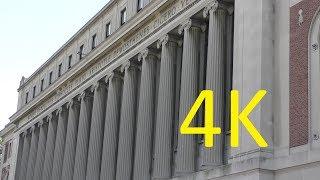 A 4K Tour of Columbia University thumbnail