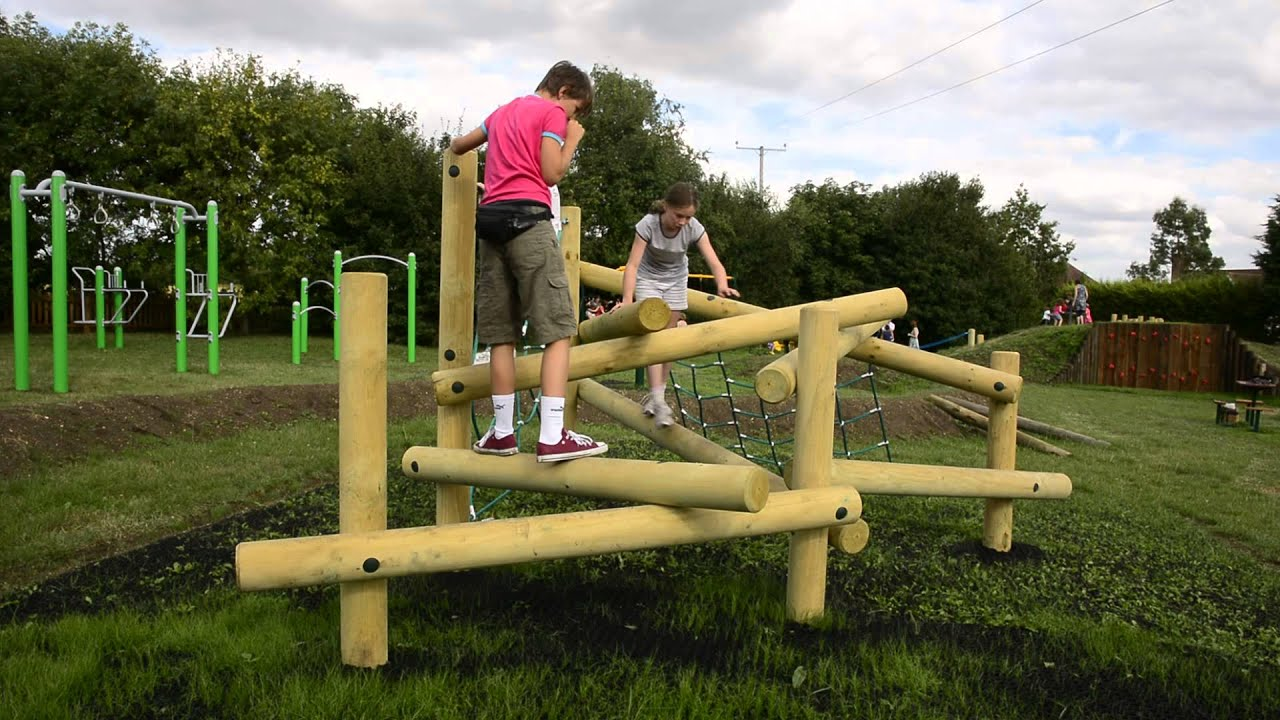 pick up sticks 4 outdoor playground equipment youtube