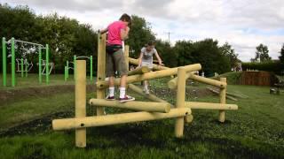 Pick Up Sticks 4 - Outdoor Playground Equipment