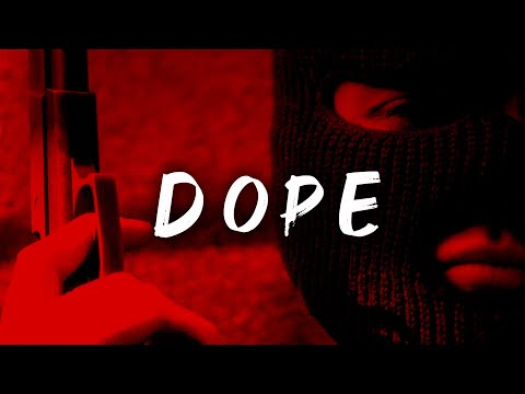 Aggressive Fast Flow Trap Rap Beat Instrumental ''DOPE'' Very Hard Angry Dark Trap Type Drill Beat