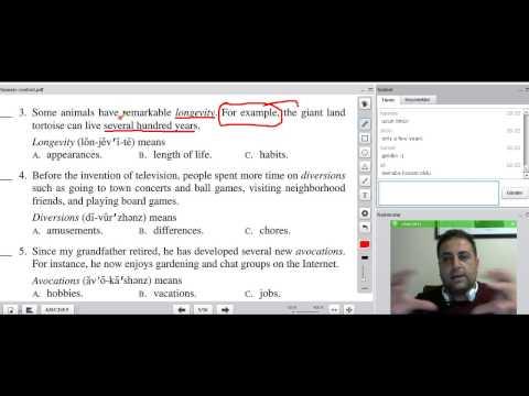 kelime tekniği (context)