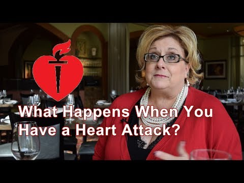 Signs You're Having a Heart Attack | American Heart Association Tucson, AZ