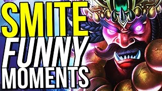 1V1 RAGE QUIT! (Smite Funny Moments)