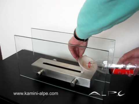 Bio Etanol Kamin K16.Wmv - Youtube