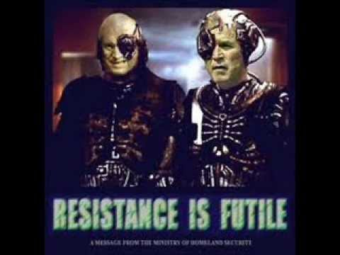 Borg you will be assimilated