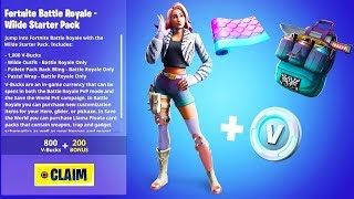 """HOW to GET the STARTER PACK """"GRATIS"""" 😱 with THIS GLITCH!! - Fortnite ITA"""