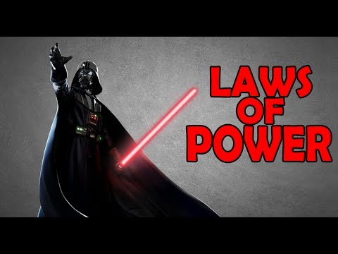 TOP 10 LAWS OF POWER | BECOME A POWERFUL PERSON