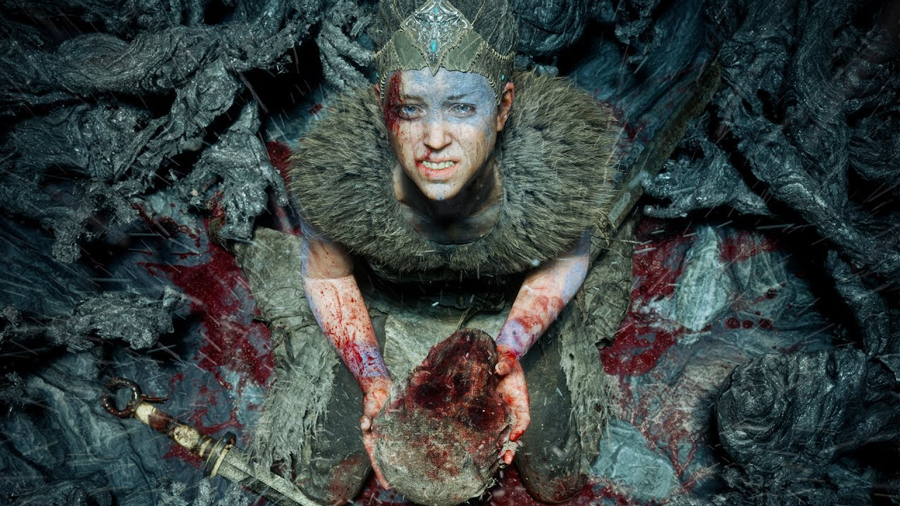 Image result for hellblade senua's sacrifice