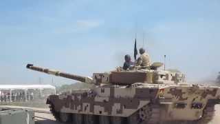 Khalid Tank - the Tank Museum - Tankfest 2013