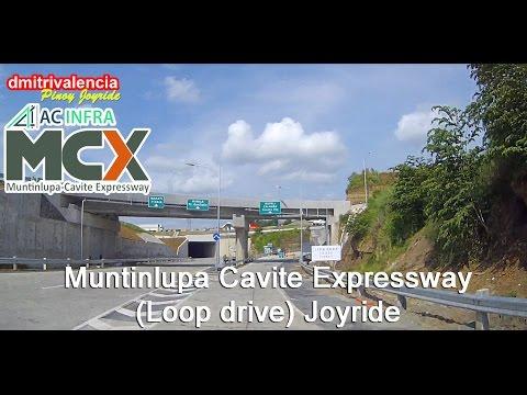 Pinoy Joyride - Muntinlupa Cavite Expressway (MCX) Joyride