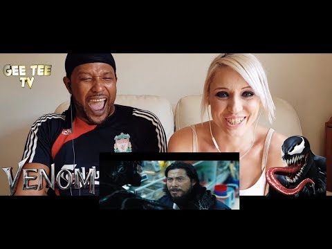 VENOM TRAILER NUMBER 2 REACTION VIDEO OMG ITS A 9.5 FOR ME