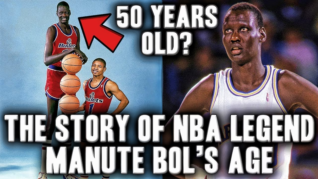 Why Manute Bol May Have Been 50 Years Old In The NBA  679759065