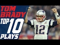 Tom Brady's Top 10 Plays Of The 2016 Season | New England Patriots | NFL Highlights