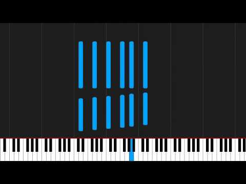 Nothing else matters virtual piano notes