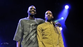 Download Wretch 32 featuring Shakka - Blackout at 1Xtra Live 2013 MP3 song and Music Video