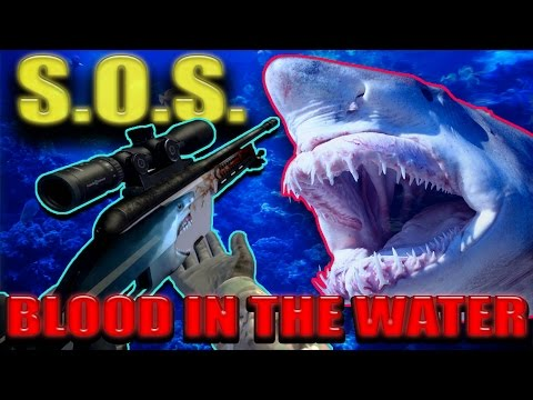 CSGO: SSG 08   Blood in the Water SAVE THE SHARKS LIMTIED EDITION