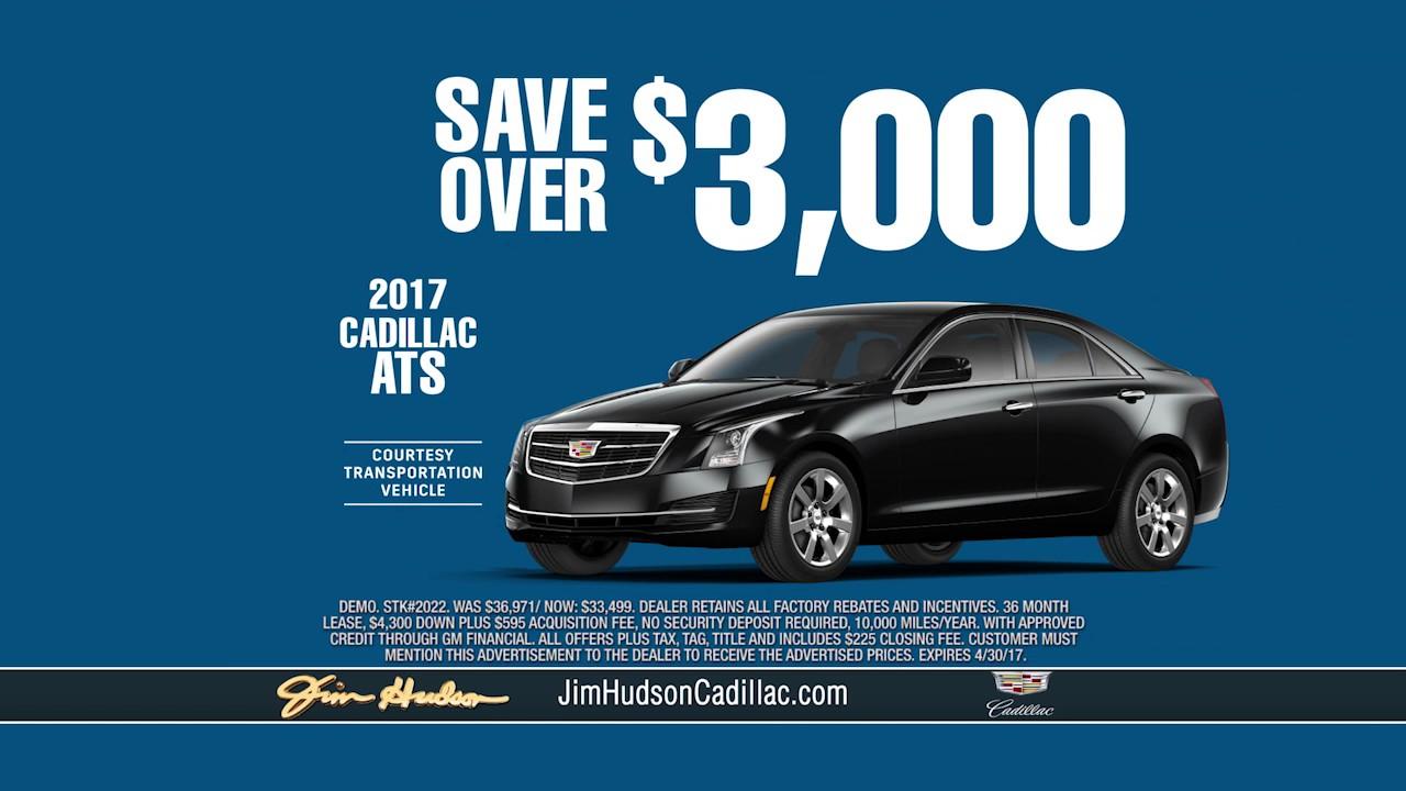 Jim Hudson Cadillac >> Jim Hudson Cadillac Vehicle Upgrade Event Youtube