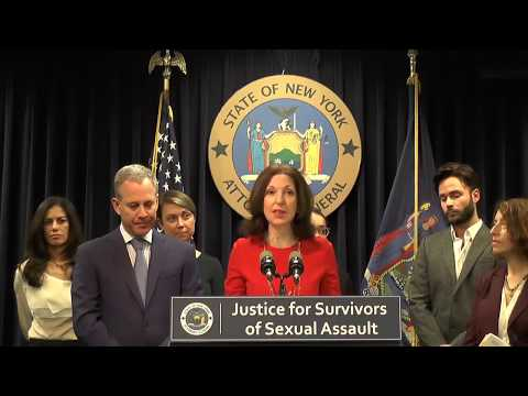 Justice for Survivors of Sexual Assault