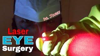 ASMR Laser Eye Surgery Treatment Roleplay DR JONES with Nurse Assistant & Soft Spoken Words