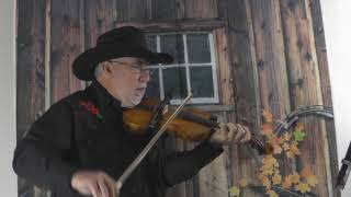 Cary Foster playing San Antonio Rose on fiddle.