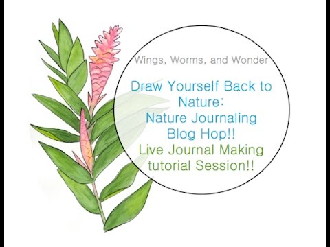 Nature Journal Making Tutorial Replay