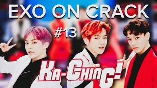 Download Video EXO ON CRACK #13 │ Ka-CHING! edition MP3 3GP MP4
