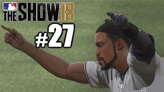 FUNNIEST WAY EVER TO END A GAME! | MLB The Show 18 | Road to the Show #27