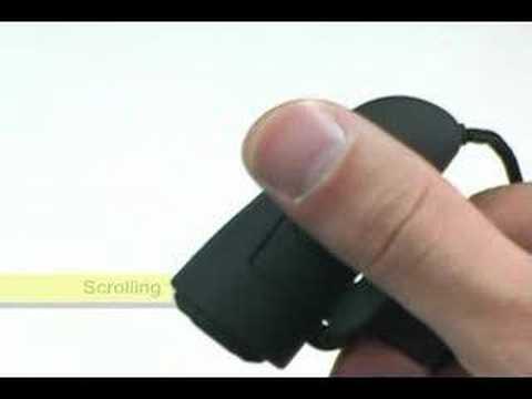 Super Fun USB Finger Optical 3D Mouse