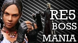 Resident Evil 5 The Mercenaries Boss Mania Dual Play #01