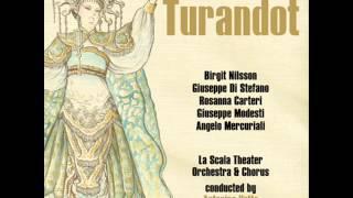 """Turandot: Act I, """"Popolo di Pekino! La legge è questa"""""""