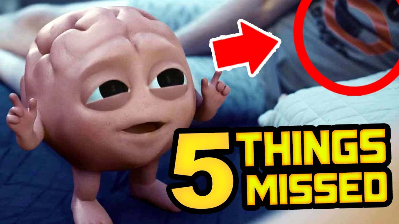 5 Things Missed in Lil Dicky - Pillow Talking - YouTube