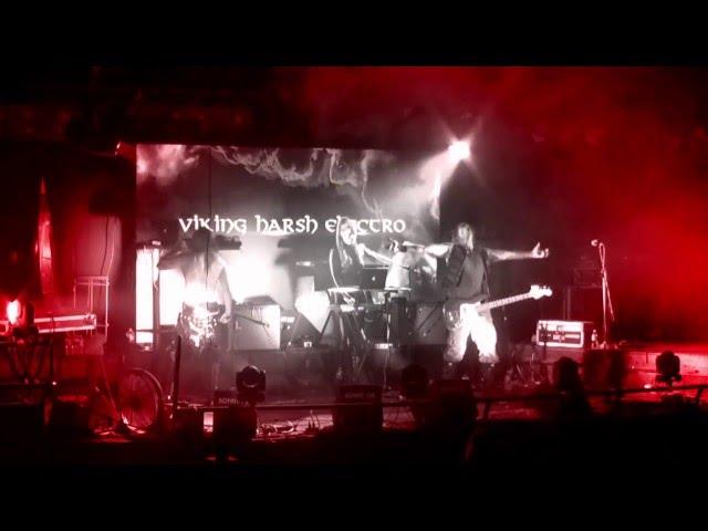 09 CENTHRON - Asgard (live 2015)