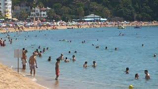 Cerco anticovid al turismo en España