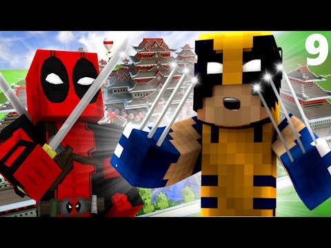 Deadpool #9: WOLVERINE and the Muramasa Blade! (Minecraft Roleplay) S2E9