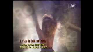 Lisa Dominique - All fall down (official Video ) 1989