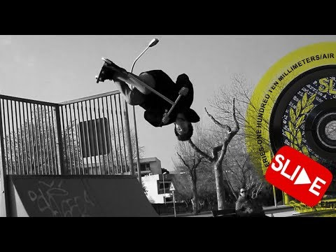 Luis Barrios / Slide & Elite Colab wheel
