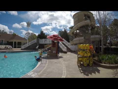 Disney Saratoga Springs The Paddock