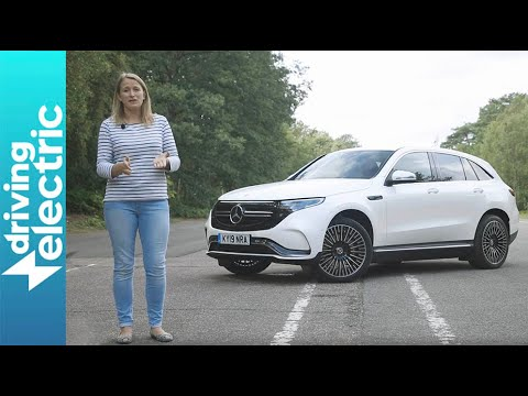 Mercedes EQC 400 Review - DrivingElectric