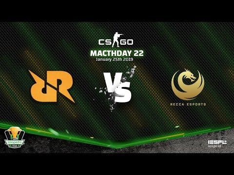download DUEL PARA JUARA! CS:GO RECCA VS RRQ GAME 2 - TBOF IESPL