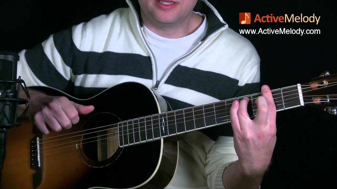 Ragtime Blues Guitar Lesson Played Fingerstyle: EP014