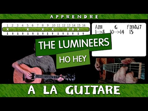 The Lumineers - Ho Hey - En 3 Minutes - [TUTO GUITARE FACILE]