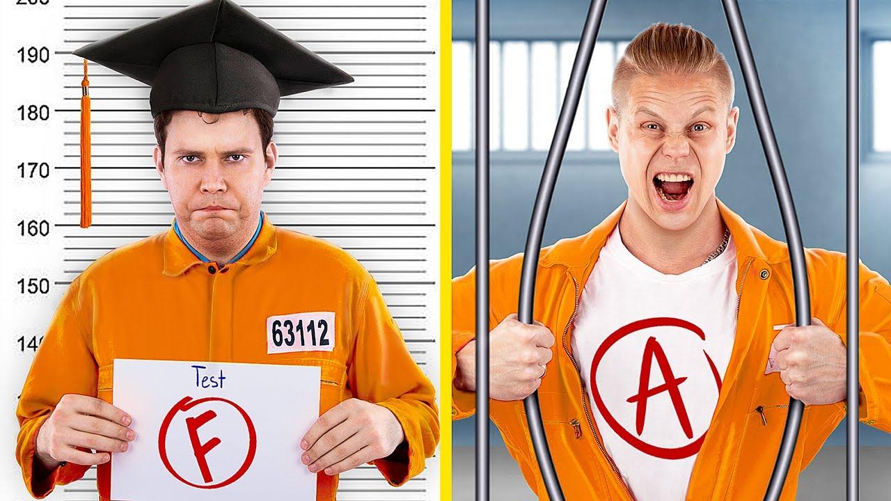 Мой учитель – директор тюрьмы!