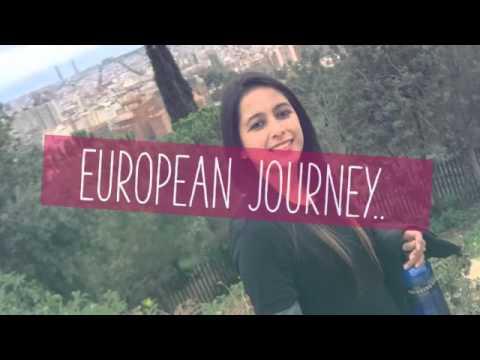 European Journey..  (Created with @Magisto)