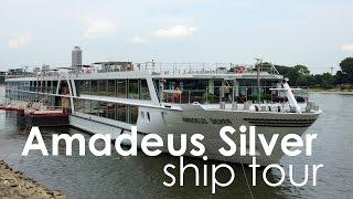 Amadeus Silver River Ship Tour Overview