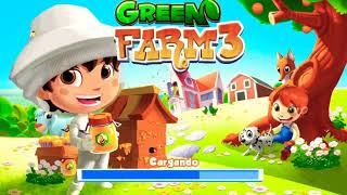 Mi granja a nivel 49 y la parcela legendaria conseguida......todo desbloqueado. Green Farm 3.