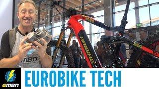 Innovative New Motors And Tech | E-Bike Highlights From Eurobike 2018