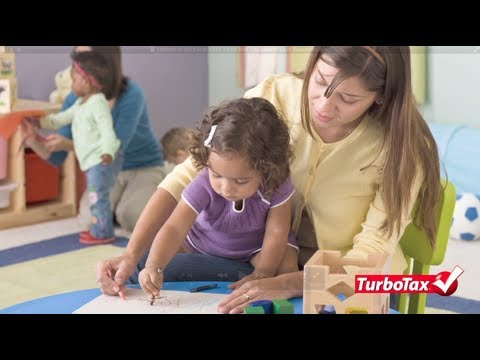 What Is Irs Form 2441 Child And Dependent Care Expenses Turbotax